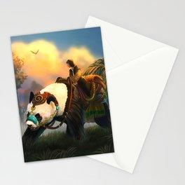 Pandarider Stationery Cards