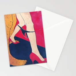 I Remember The Night When I Met You... Stationery Cards