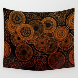 Electric Cooking Wall Tapestry