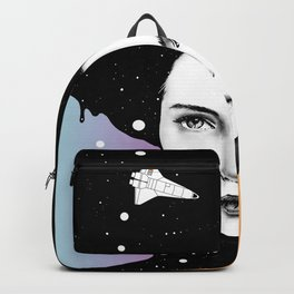 If You Were My Universe Backpack
