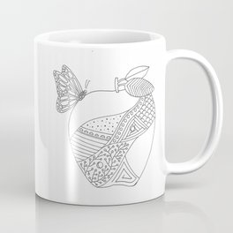 Apple home Coffee Mug