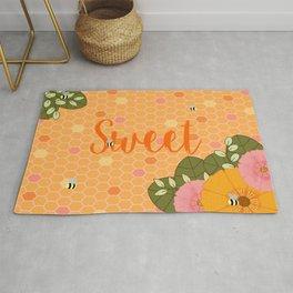 Sweet honeycomb Rug