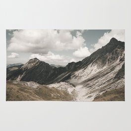 Cathedrals - Landscape Photography Rug