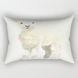 Lamby Rectangular Pillow