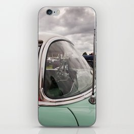 Vintage Car 3 iPhone Skin