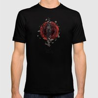You, Contract and Expand. Mens Fitted Tee Black MEDIUM