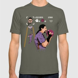 The Big Lebowski - Nobody F---s with the Jesus T-shirt