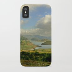Alpine Ranges iPhone X Slim Case