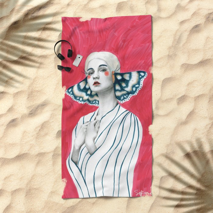 Natasha Beach Towel