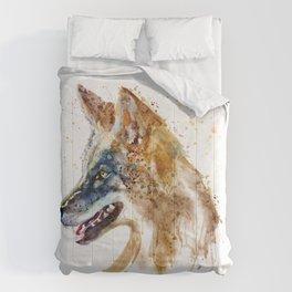Coyote Head Comforters