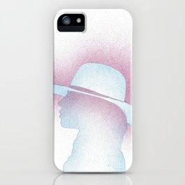 Joanne sketch iPhone Case