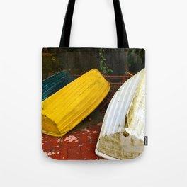 Just Boats Tote Bag