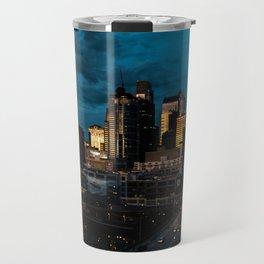 The Busy City Travel Mug