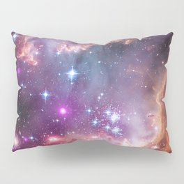 Under the Wing of the Small Magellanic Cloud Pillow Sham