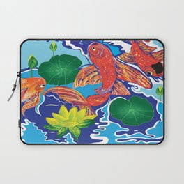 Dance of the Coi Laptop Sleeve