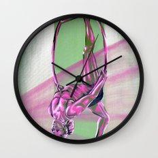 In the Spotlight Wall Clock
