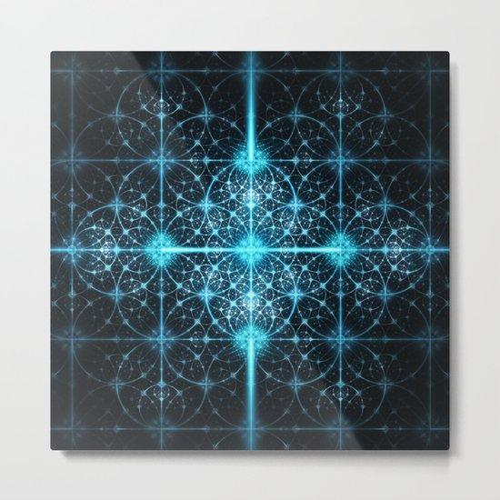 Equilibrium II Metal Print