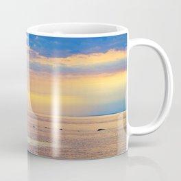 Sparkling Sunset Seascape Coffee Mug
