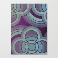 law Canvas Prints featuring Neutral Law by AnonymArt