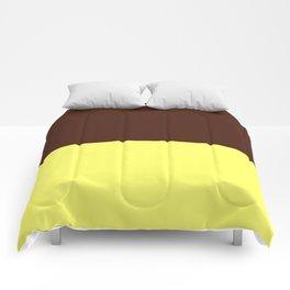 Choc Custard Comforters