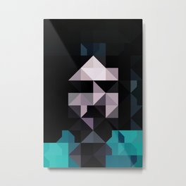 Lyok Metal Print