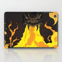 dungeons and dragons iPad Cases featuring DUNGEONS & DRAGONS - INTRO by Zorio