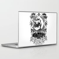 anarchy Laptop & iPad Skins featuring Anarchy scream by Tshirt-Factory