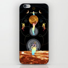 Venus Dance iPhone Skin