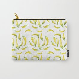 Chilli Pepers Pattern Motif Carry-All Pouch