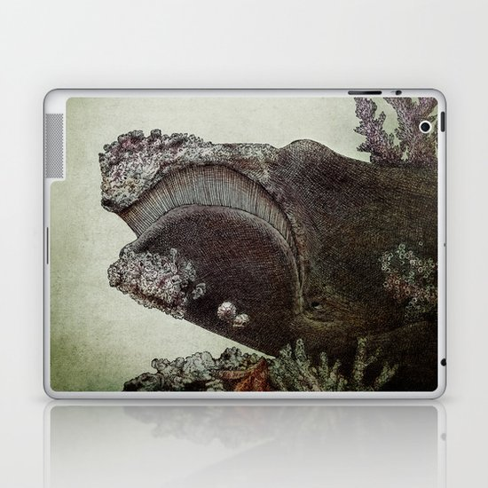 Leviathan (colour option) Laptop & iPad Skin
