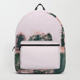 Pink Blush Cactus Backpack