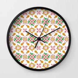 PSYCO TROPICAL BERLIN Wall Clock