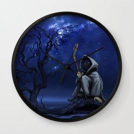 LOOM: Under the Stars Wall Clock