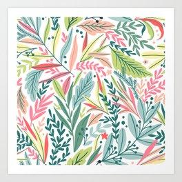 Bellflower Art Print