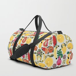 Puppical Fruits Duffle Bag