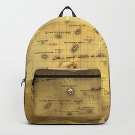Sea of Thieves Map Backpack