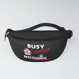 Employs Nothing To Do With It Fanny Pack