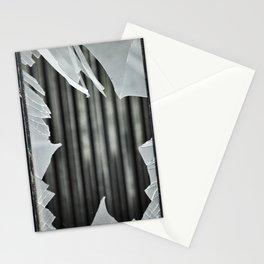 Broken Butterfly Stationery Cards