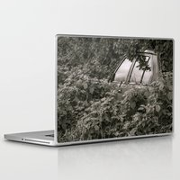 ford Laptop & iPad Skins featuring Abandoned Ford by Errne
