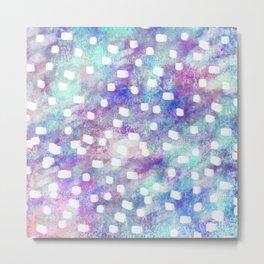 Colorful Dotts Metal Print