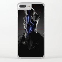 Cyborg Clear iPhone Case