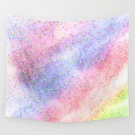 Glitter dust Wall Tapestry