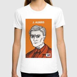 Josef Albers T-shirt