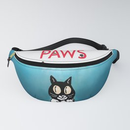 PAWS Fanny Pack
