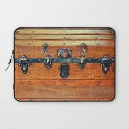 Antique Trunk Laptop Sleeve