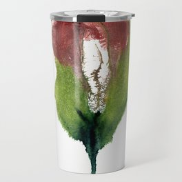 Ceren's Flower Travel Mug