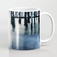 boardwalk empire Mugs featuring boardwalk by neutral density