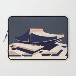 Soviet Modernism: Cinema Rossiya in Yerevan, Armenia Laptop Sleeve