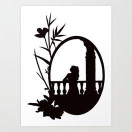 Dreaming #1 Art Print