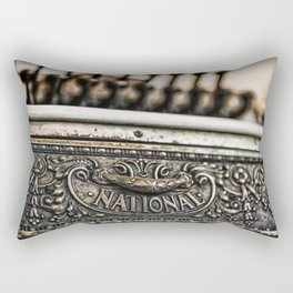 National Cash Rectangular Pillow